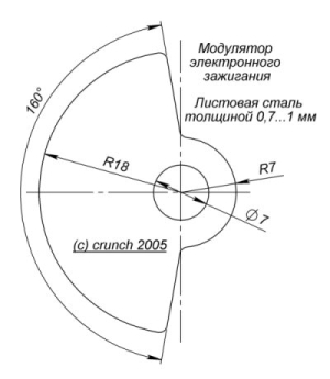 Бсз на иж юпитер 5 своими руками чертежи 44
